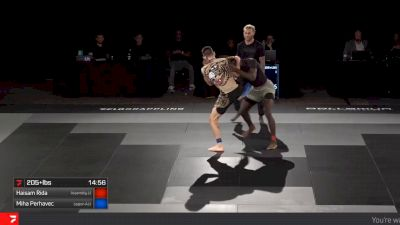Haisam Rida Hits Second fastest Submission in WNO History