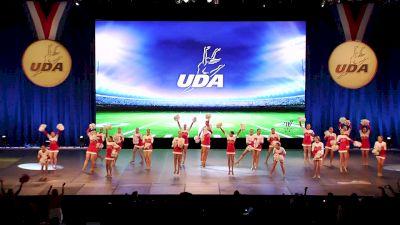 St Josephs Academy [2020 Large Game Day Finals] 2020 UDA National Dance Team Championship