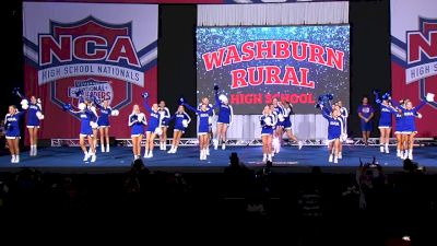 Washburn Rural High School [2020 Game Day Fight Song - Large Varsity] 2020 NCA High School Nationals