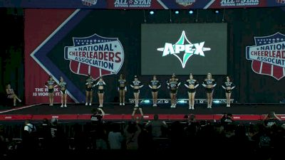 Apex Cheer Athena [2020 L4 Small Senior Day 2] 2020 NCA All-Star Nationals