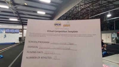Cullman United Club Team [Traditional Open Rec Non Affiliated 14U] 2021 UCA February Virtual Challenge