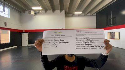 Velocity Dance - Renegades [Junior - Hip Hop] 2021 NCA & NDA Virtual March Championship