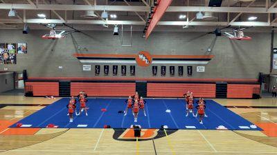 White Bear Lake Area High School [Small Varsity - Non Tumble] 2020 UCA Virtual Regional