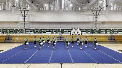 Union Middle School [Junior High -- Band Chant -- Cheer] 2021 USA Spirit & Dance Virtual National Championships
