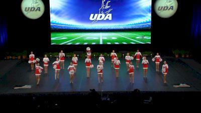 St Josephs Academy [2021 Large Game Day Semis] 2021 UDA National Dance Team Championship