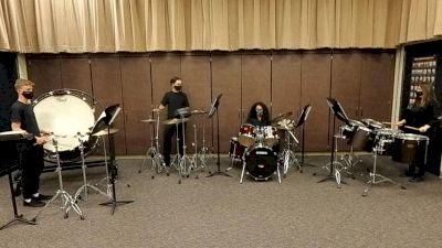 Castle View Percussion Ensemble - Breakdown