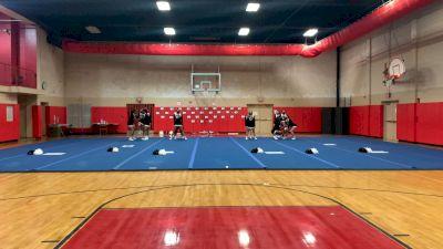 Central Dauphin East High School [Small Varsity Non Tumble Virtual Semi Finals] 2021 UCA National High School Cheerleading Championship