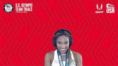 Tara Davis - Women's Long Jump Final