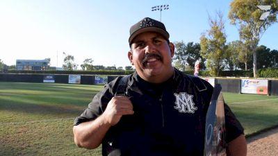 Athletics Mercado Coach Carlo Godoy Recap Of The 2021 PGF Platinum National Championship 12U