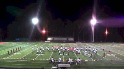 Lenape Valley Regional marching patriots Grand Finale