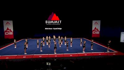 HCA Gems - Crystal Reign [2021 L1 Junior - Small Finals] 2021 The D2 Summit