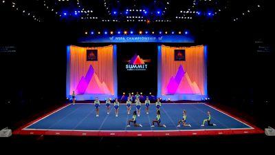 Bluegrass Cheercats - Royal Sabers [2021 L5 Senior Coed - Small Finals] 2021 The D2 Summit