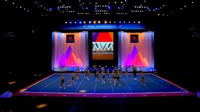 Utah Xtreme Cheer - Obsidian [2021 L5 Senior Coed - Small Finals] 2021 The D2 Summit