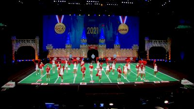 Sacred Heart University [2021 Open All Girl Game Day Finals] 2021 UCA & UDA College Cheerleading & Dance Team National Championship