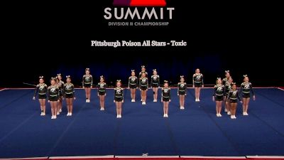 Pittsburgh Poison All Stars - Toxic [2021 L2 Junior - Small Wild Card] 2021 The D2 Summit