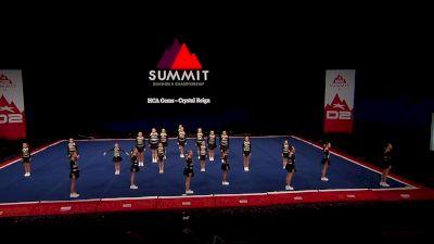 HCA Gems - Crystal Reign [2021 L1 Junior - Small Wild Card] 2021 The D2 Summit