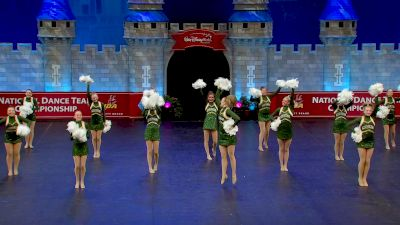 Mountain Brook High School [2021 Large Game Day Finals] 2021 UDA National Dance Team Championship