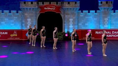 Crestview High School [2021 Small Varsity Jazz Finals] 2021 UDA National Dance Team Championship