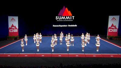 Famous Superstars - Bombshells [2021 L3 Junior - Medium Semis] 2021 The D2 Summit