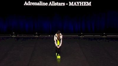 Adrenaline Allstars - MAYHEM [2021 Youth Male Hip Hop Semis] 2021 The Dance Summit