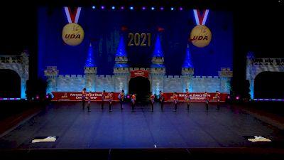 Northwestern Middle School [2021 Junior High - Hip Hop Semis] 2021 UDA National Dance Team Championship