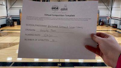 Rockwood Summit High School [Small Varsity - Pom] 2021 UDA Spirit of the Midwest Virtual Challenge