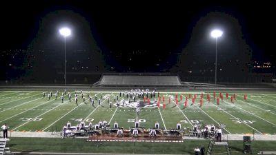 Green Canyon High School Marching Band10-8-20