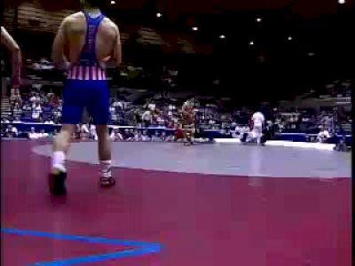 1999 WTT Bout 2, Terry Brands vs. Eric Guerrero