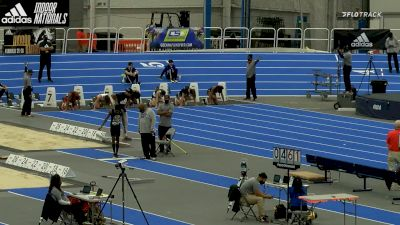 High School Girls' 60m Open, Heat 8