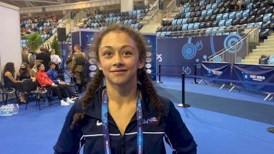 Ava Ward Bags Bronze At Cadet Worlds