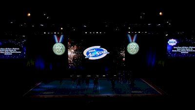Zone Cheer All-Stars - Platinum [2021 L4 Junior - D2 - Small Day 2] 2021 UCA International All Star Championship