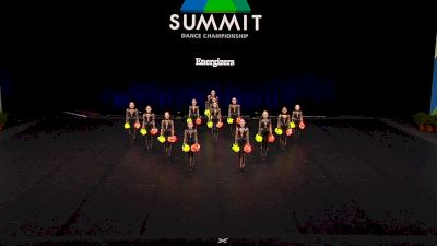 Energizers [2021 Youth Pom - Small Semis] 2021 The Dance Summit