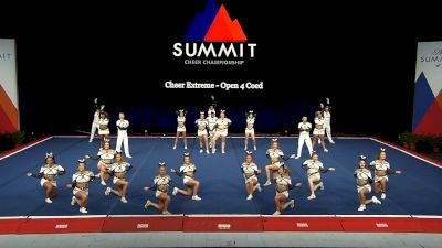 Cheer Extreme - Open 4 Coed [2021 L4 International Open Coed Wild Card] 2021 The Summit