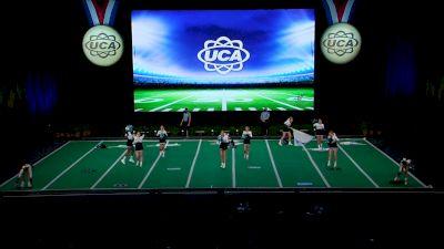 Hagerty High School [2021 Small Junior Varsity Game Day Semis] 2021 UCA National High School Cheerleading Championship