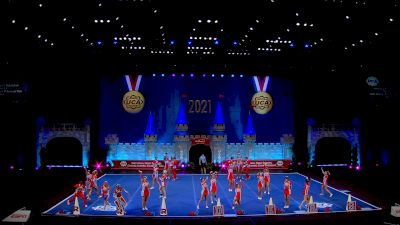 Archbishop Rummel High School [2021 Medium Varsity Coed Semis] 2021 UCA National High School Cheerleading Championship