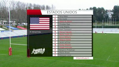 Replay - USA vs Spain (Men)