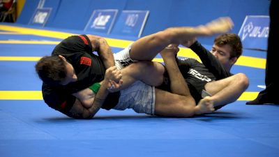Junny Sets In A Heel Hook At No-Gi Worlds