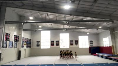 Exceleration - Reign [L4 Junior - D2 - Small] 2021 Varsity All Star Winter Virtual Competition Series: Event I