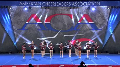 Excite Gym and Cheer - Strike [2021 L2 U17 Day 2] 2021 ACA All Star DI Nationals