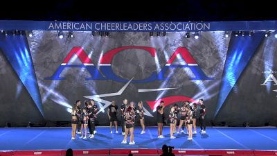 iNFiNiTi Athletics - Black [2021 L6 International Open Coed NT Day 2] 2021 ACA All Star DI Nationals