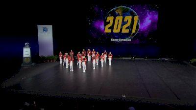 Dance Dynamics [2021 Senior Large Hip Hop Finals] 2021 The Dance Worlds