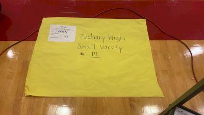 Zachary High School [Small Varsity] 2020 UCA Louisiana Virtual Regional