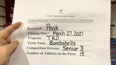 TKO - TKO - Bombshells [L3 Senior] 2021 The Regional Summit Virtual Championships