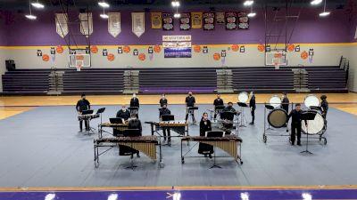 LBJ HS Royal Indoor Percussion - Boo!