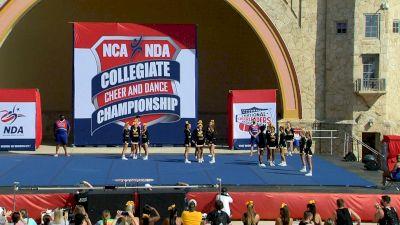 Kennesaw State University [2021 Intermediate All-Girl Division I Prelims] 2021 NCA & NDA Collegiate Cheer & Dance Championship