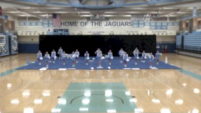 Jefferson High School [Virtual Medium Varsity - Game Day Semi Finals] 2021 UCA National High School Cheerleading Championship