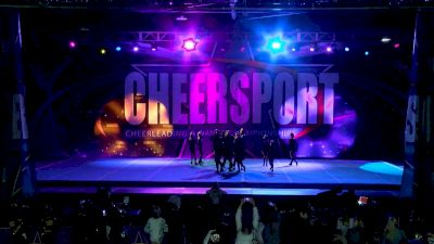 Crowned Elite Athletics - CROWNED ELITE ATHLETICS - DYNASTY DOLLS [2021 L3 Junior - D2 - Small - C Day 1] 2021 CHEERSPORT National Cheerleading Champi