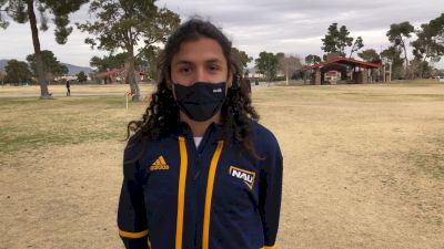 NAU's Luis Grijalva Says He Is Not Racing Indoors, All-In On XC