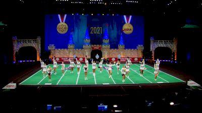 Avila University [2021 Open All Girl Game Day Finals] 2021 UCA & UDA College Cheerleading & Dance Team National Championship