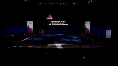 GymTyme South - Black Ice [2021 L2 Junior - Small Semis] 2021 The Summit